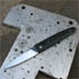 Pascuarsa tactical BU.R.L. - opened knife - thumbstud view